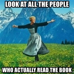 Look at All the Fucks I Give - Look at all the people who actually read the book