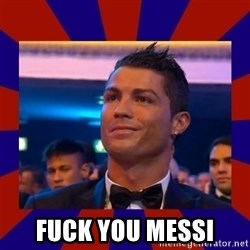 CR177 - FUCK YOU MESSI