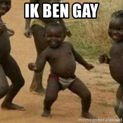 Black Kid - IK BEN GAY
