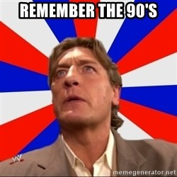 Regal Remembers - REMEMBER THE 90's