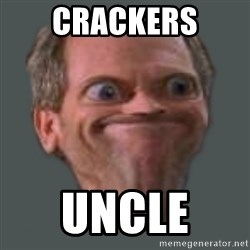Housella ei suju - CRACKERS  UNCLE