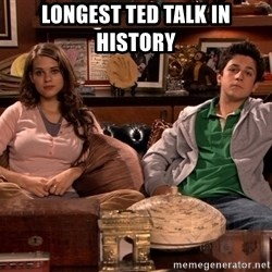 How i met your mother kids - Longest Ted taLk in history