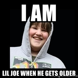 Samin makro - I AM  LIL JOE WHEN HE GETS OLDER
