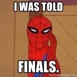 Spidermanwhisper - I WAS TOLD  FINALS.