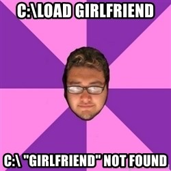 "Forever AYOLO Erik - C:\load girlfriend C:\ ""girlfriend"" not found"