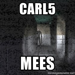 Slender game - carl5 mees