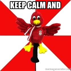 Liverpool Problems - KEEP CALM AND
