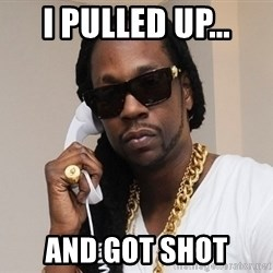 2 chainz ugly - I pulled up... And got shot