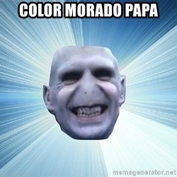 vold - Color morado papa