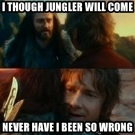 Never Have I Been So Wrong - i tHOUGH jungler will come Never Have I been so wrong