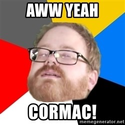 Will Smith Cum Face - aww yeah cormac!