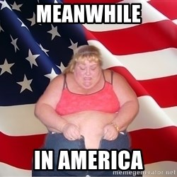 Asinine America - meanwhile in america