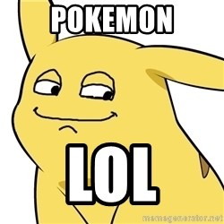 Pokemon Reaction - pokemon lol