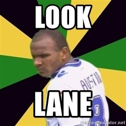 Rodolph Austin - LOOK LANE