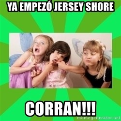 CARO EMERALD, WALDECK AND MISS 600 - YA EMPEZÓ JERSEY SHORE CORRAN!!!