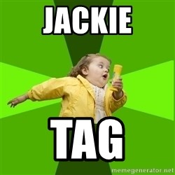 Chubby Bubbles Girl - JACKIE tAG