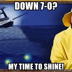 fishstickrick - Down 7-0? My time to shine!