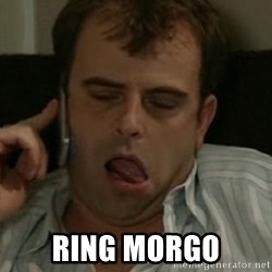 Steve mcdonald -  Ring morgo
