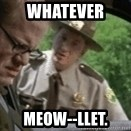 super troopers - Whatever  Meow--Llet.