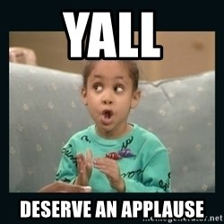Raven Symone - Yall Deserve an applause