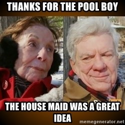 Pornhub's Super Bowl Ad - Thanks for the pool Boy The house maid was a great idea