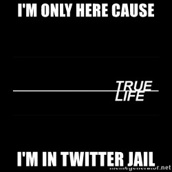 MTV True Life - I'm only here cause I'm in twitter jail