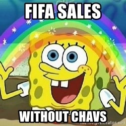 Imagination - fifa sales without chavs