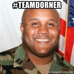 Christopher Dorner - #teamDorner