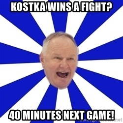 Crafty Randy - kostka wins a fight? 40 minutes next game!