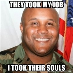Christopher Dorner - They took my job I took their souls