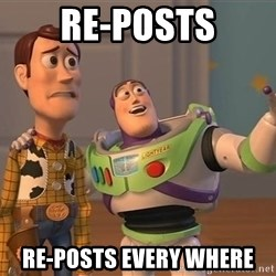 ORIGINAL TOY STORY - re-posts re-posts every where
