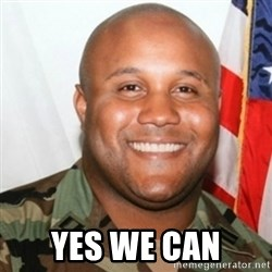 Christopher Dorner -  YES WE CAN