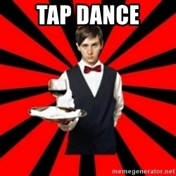 typical_off - TAP DANCE