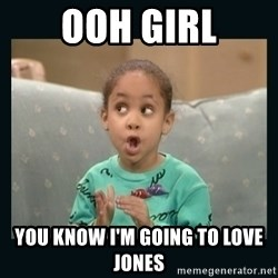 Raven Symone - ooh girl you know i'm going to love jones
