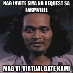 BOY ASSUMING - Nag invite siya ng request sa farmville mag vi-virtual date kami