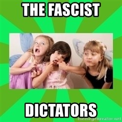 CARO EMERALD, WALDECK AND MISS 600 - THE FASCIST DICTATORS