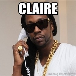 2 chainz ugly - Claire
