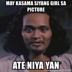 BOY ASSUMING - May kasama siyang girl sa picture ate niya yan