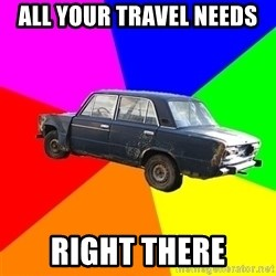 AdviceCar - all your travel needs right there