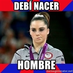 Mckayla Maroney Does Not Approve - debí nacer hombre