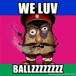 malorushka-kuban - we luv ballzzzzzzzz