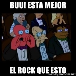 X is bad and you should feel bad - buu! esta mejor  el rock que esto