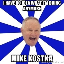 Crafty Randy - i have no idea what i'm doing anymore mike kostka
