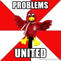 Liverpool Problems - PROBLEMS  UNITED