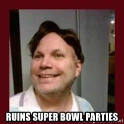 Free Speech Whatley -  Ruins Super Bowl Parties