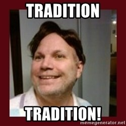 Free Speech Whatley - Tradition TRADITION!