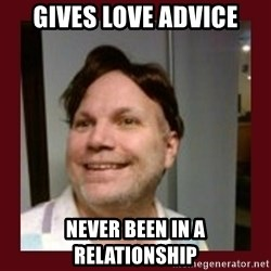 Free Speech Whatley - gives love advice never been in a relationship