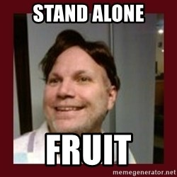 Free Speech Whatley - stand alone fruit