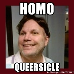 Free Speech Whatley - Homo Queersicle