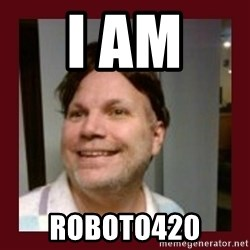 Free Speech Whatley - i am  roboto420